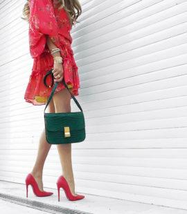 Модный декор сумок 2018