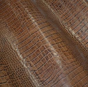 Орехово-коричневый крокодил